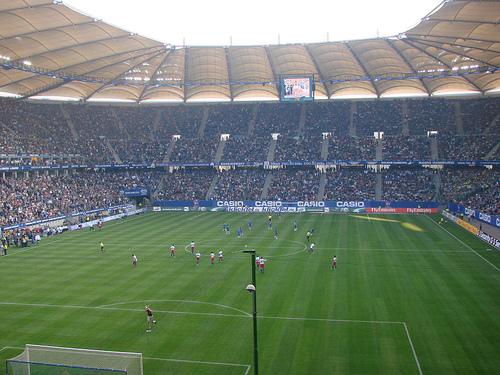 Hamburger Nordbank Arena