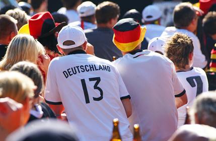 Public Viewing – German Fans