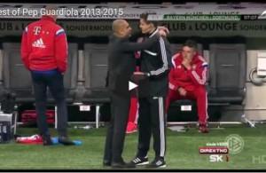 Pep Guardiola kurz vor dem Abgang?