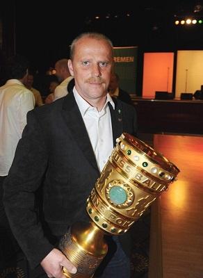 Werder Bremen DFB Pokalfinale Party