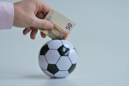 Fussball und Geld