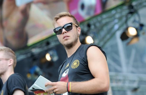 Nationalspieler Mario Götze steht vor einem Wechsel zurück zum BVB