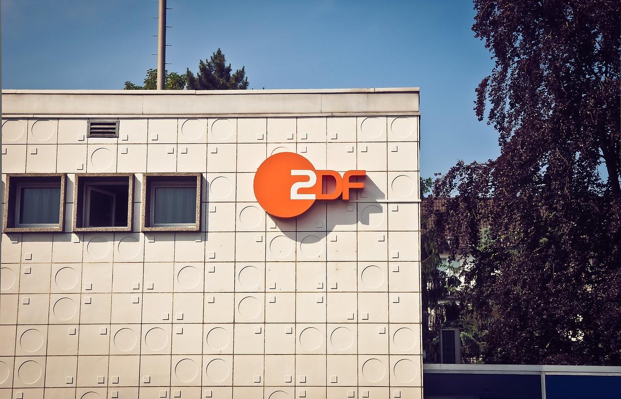 Neue Kulisse für das aktuelle Sportstudio im ZDF